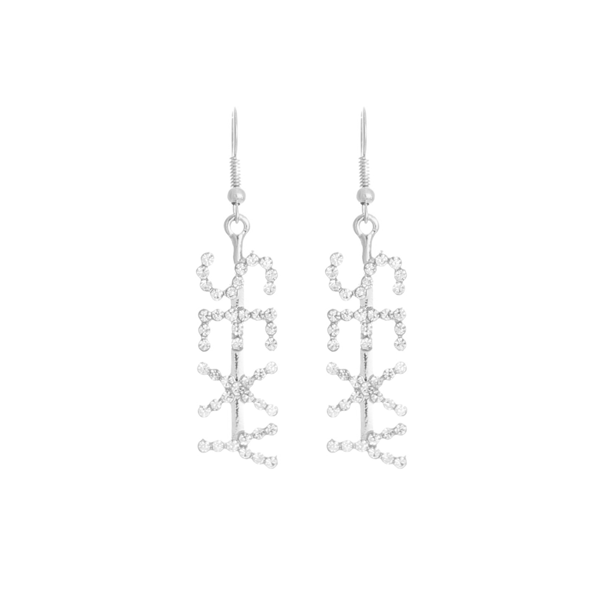 J2336_Sexy_Word_Bar_Earring_Silver